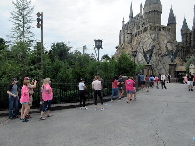 Waiting for Hogwarts