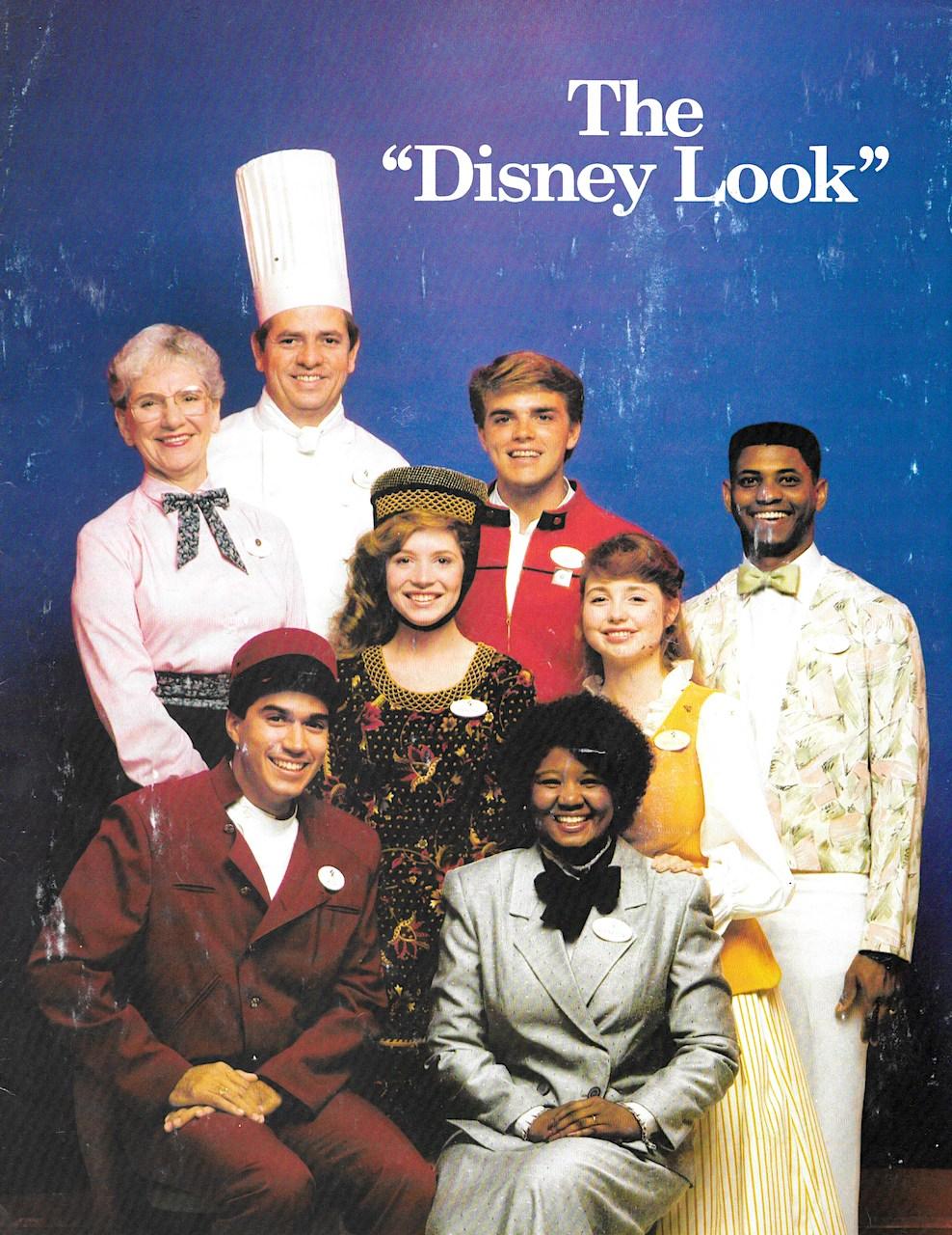 The Disney Look