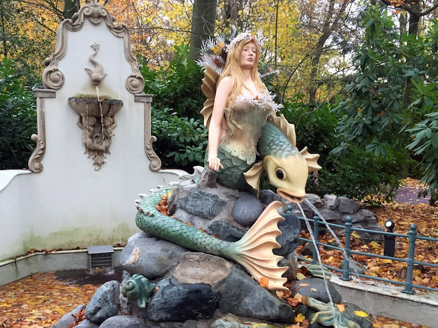 The Little Mermaid at Efteling