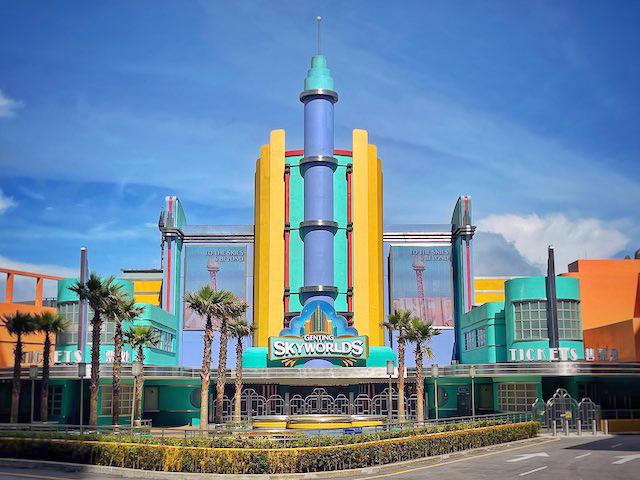 Genting SkyWorlds entrance
