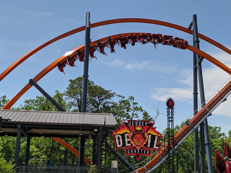 Jersey Devil entrance
