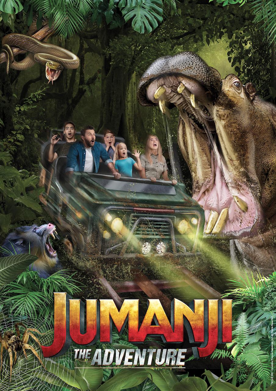 Jumanji – the Adventure
