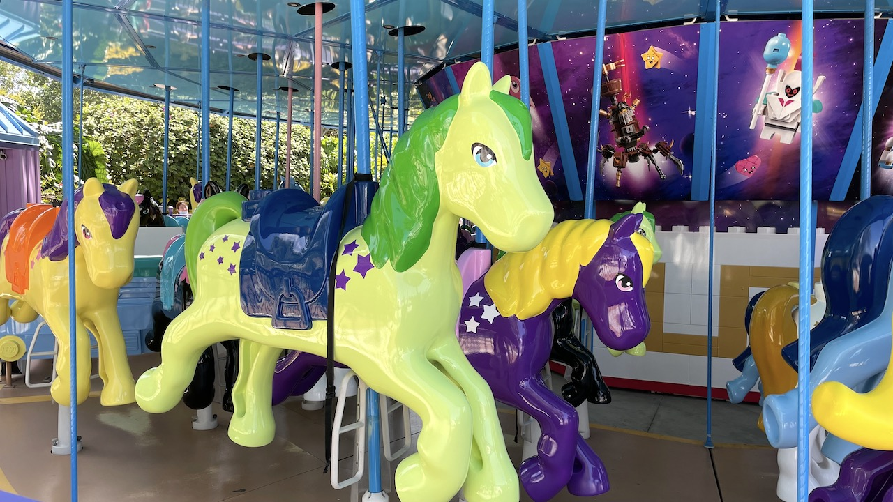 Queen Whatevra's Carousel