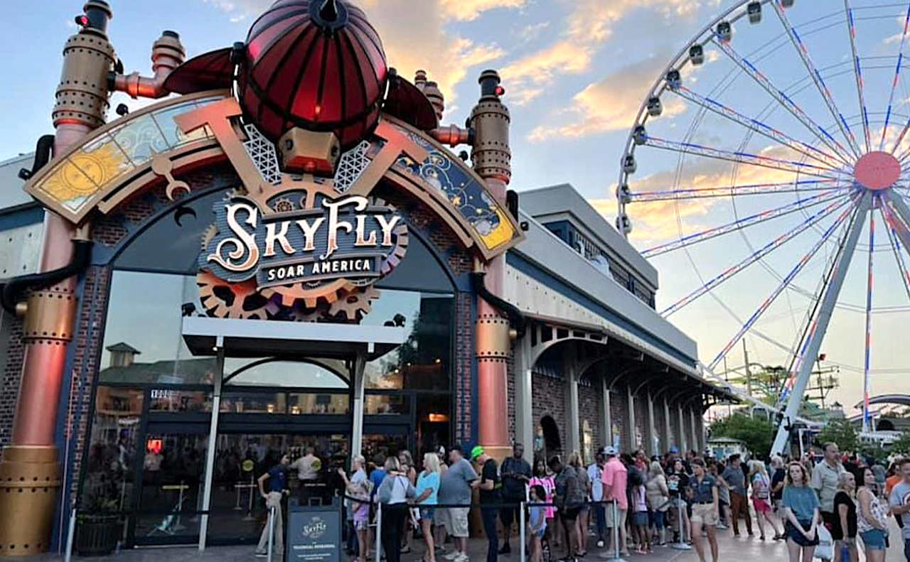 SkyFly: Soar America