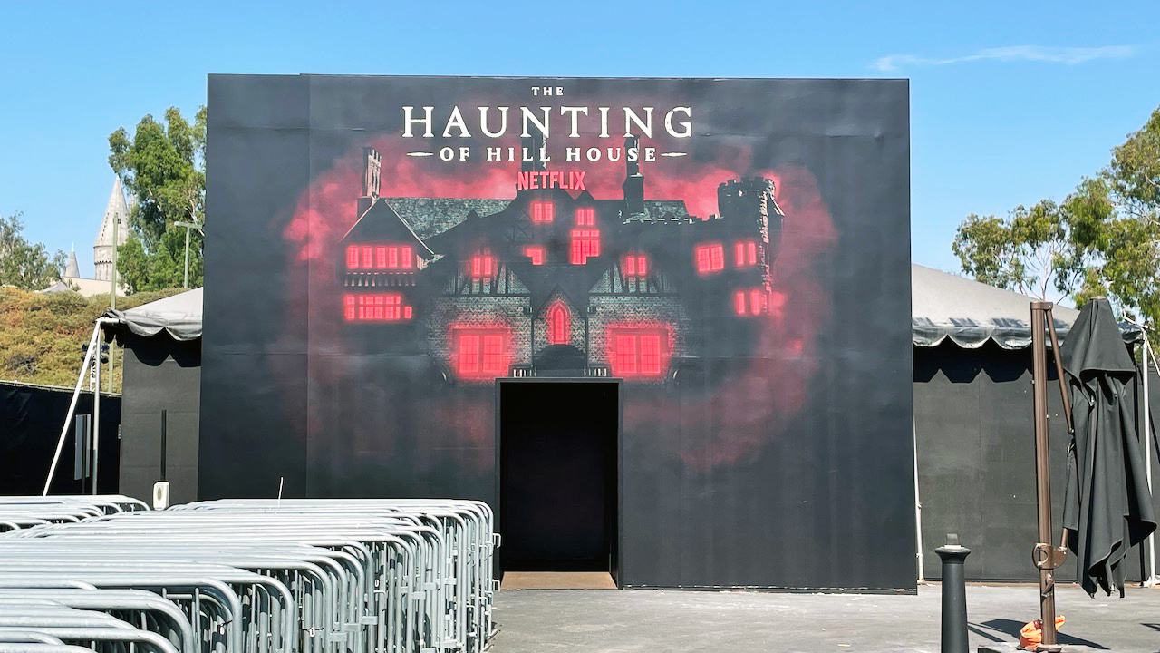 The Haunting of Hill House at Universal Studios Hollywood