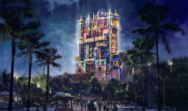 DHS Tower of Terror