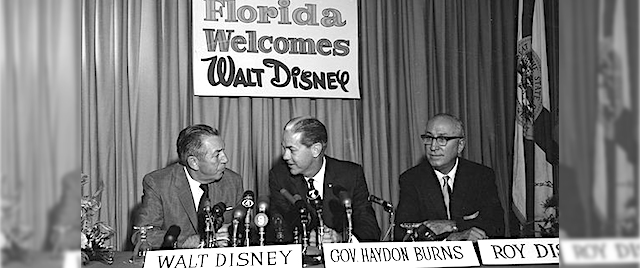 Theme Park History: Walt Disney and the beginning of his 'World'