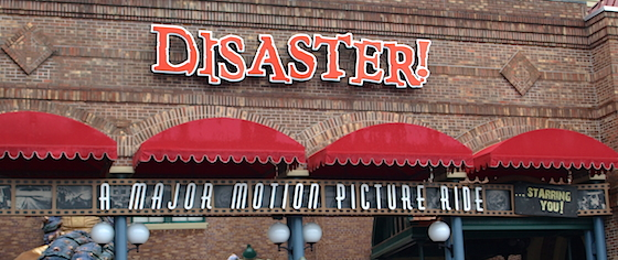Take a Last Look at Universal Studios Florida's Now-Closed 'Disaster!'