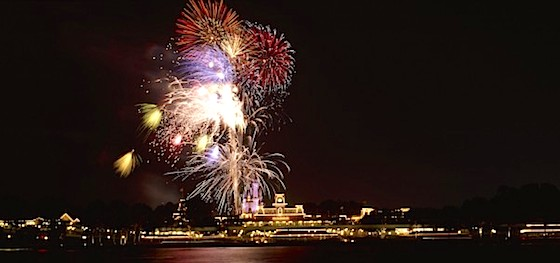 Walt Disney World's Latest Upcharge Extra: Watch the Fireworks from the Ferryboat