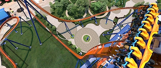 The World's Tallest, Fastest and Longest Dive Coaster is Coming to Cedar Point