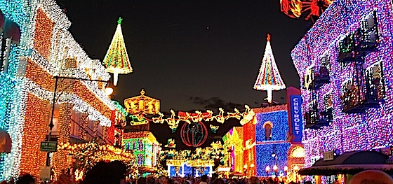 Disney World's Osborne Family Spectacle of Dancing Lights Will Close After This Year