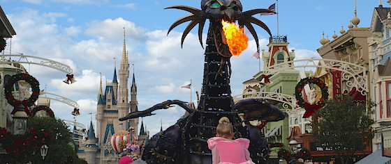 What is 'The Magic,' and Which Theme Park Has The Most?