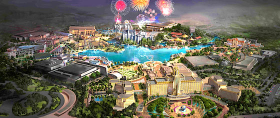 Universal Officially Signs the Deal with China to Build Universal Studios Beijing
