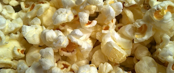 Disney Changes Its Popcorn Brand
