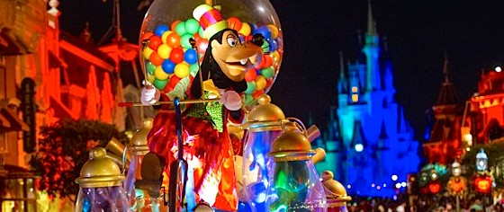 Mickey's Not-So-Scary Halloween Party Kicks Off This Year's Theme Park Halloween Events