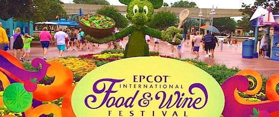 Top 10 Ways to Enjoy Epcot's Food and Wine Festival