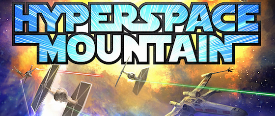 Disneyland Gets Ready for Star Wars: Hyperspace Mountain Opens in November, Rivers of America Closes in January