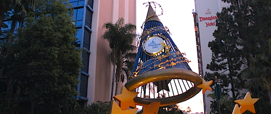 The Disneyland Hotel Celebrates its 60th Birthday... and Starting a Global Brand