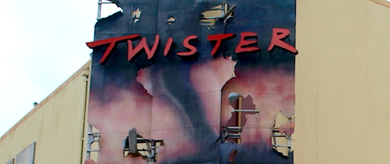 Paxton's Last Stand: Universal Orlando's Twister Closes This Weekend