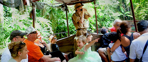 Report: Disneyland Will Close Jungle Cruise for Much of 2016, Too