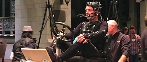 Here's Jimmy Fallon, On the Set for His New Universal Orlando Attraction