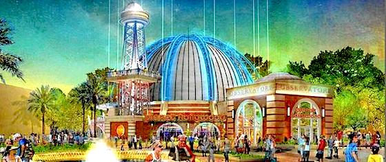 Disney World's Planet Hollywood to Close for Refurbishment by January