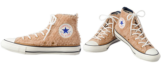 Forget about Mickey's Big Yellow Shoes - Check Out These Duffy Chucks