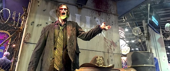 Notes from IAAPA: Cobra's Curse and the Walking Dead
