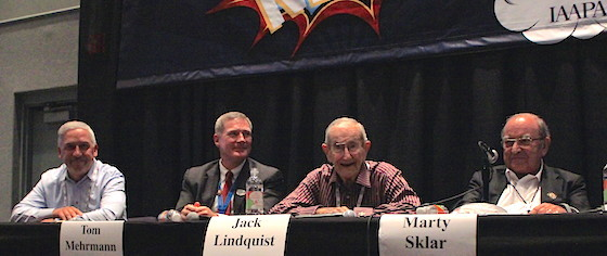 IAAPA Legends Panel: How Disneyland Changed the Industry, and How the Industry Changed Disney
