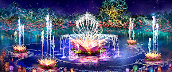 Walt Disney World Gets Ready for Its 'Rivers of Light'