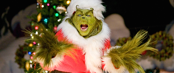 Universal Studios Hollywood Announces 'Grinchmas' Holiday Celebration Dates