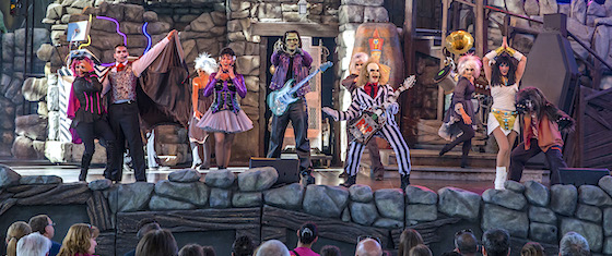 Beetlejuice Extended at Universal, Plus More Orlando Entertainment News