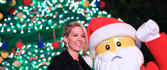 Legoland California Lights its Christmas Tree and Previews its 2016 Attractions