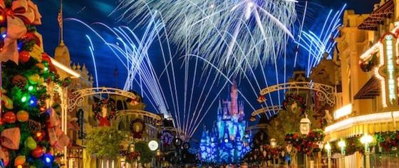 Watch Disney World's Christmas Party Online This Weekend