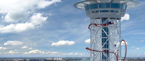 I-Drive Intrigue: Skyplex Approved; Universal Buying Land?