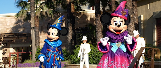 Japanese City Turns to Tokyo Disney Owner After Universal Studios Japan Proposal Fizzles