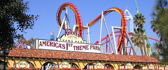 Theme Park or Thrill Park: What is the Future for Knott's Berry Farm?