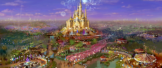 Disney Announces Opening Date for Shanghai Disneyland