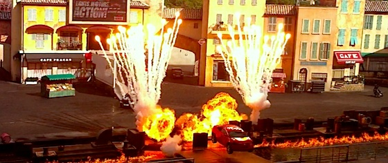 Lights, Motors, Action Auto Stunt Show Closing in April at Walt Disney World