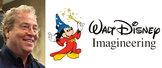 Weis Takes Over at Walt Disney Imagineering