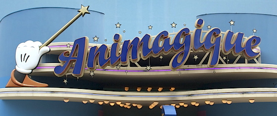 Animagique Closes at Walt Disney Studios Paris