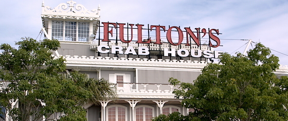 Fulton's Crab House to Close at Disney World This Spring