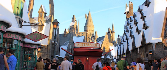Wizarding World of Harry Potter Soft-Opens at Universal Studios Hollywood