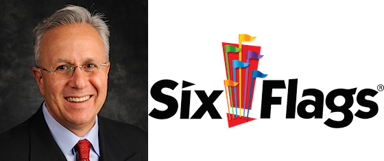 Six Flags Makes Management Changes