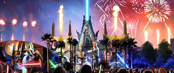 Walt Disney World to Add Two New Star Wars Shows at Hollywood Studios