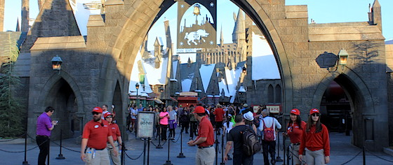 Vague Thoughts on a Soft Opening: The Wizarding World Hollywood