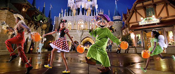 Walt Disney World Announces This Year's Halloween Party Dates