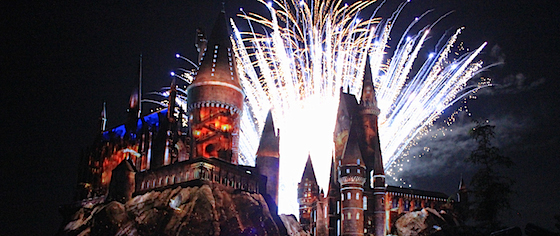 The Wizarding World Premieres at Universal Studios Hollywood