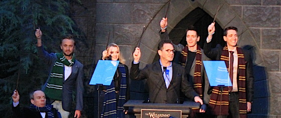 The Wizarding World Hollywood Opens Officially