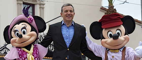 Disney's Different... and That's What Makes Replacing Iger So Hard